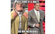 JJ Watt Incredibles | Complex