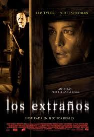 The Strangers , starring Scott Speedman, Liv Tyler, Gemma Ward, Alex Fisher. A young couple staying in an isolated vacation home are terrorized by three unknown assailants. Liv Tyler, Drake, Scott Speedman, Gemma Ward, About Time Movie, Young Couples, Horror Movies, Internet, Night