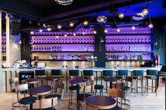 "Bar &Coffee House ""MALL"" Veria Greece ,by Dimitris Koukoudis Architect Mall, Conference Room, Coffee, House, Inspiration, Greece, Home Decor, Kaffee, Biblical Inspiration"