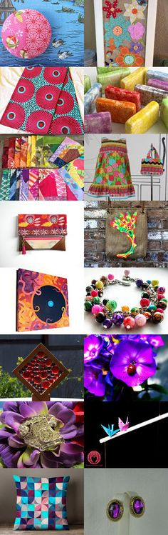 The Colorful You by 5foot1 on Etsy--Pinned+with+TreasuryPin.com