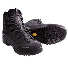 Mammut Chilkoot Gore-Tex® Hiking Boots - Waterproof (For Men) in Graphite/Grey