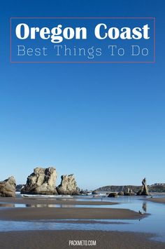 Looking for an amazing road trip? Head down the Oregon Coast and discover all it has to offer | via @packmeto