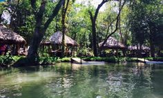 If you're looking to get away to a tropical haven, then look no further than your own back yard! No, not really, but Son's Island is right here in Texas.