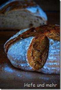 Schwäbisches Kartoffelbrot / Swabian Potatoe bread