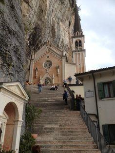 Santuario Madonna della Corona (Ferrara di Monte Baldo, Italy): Photos & Reviews - TripAdvisor