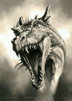 Tattoo Trends – This is not my dragon… just inspiration!… coolTop Tattoo Trends - This is not my dragon. just inspiration! This image h. Magical Creatures, Fantasy Creatures, Mystical Creatures Drawings, Mystical Tattoos, Fantasy Kunst, Fantasy Art, Dragon Medieval, Chinese Tattoo Designs, Medieval Tattoo
