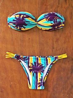 58e05010e553 Litori beachwear biquini ; bikini Praia E Mar, Modelos De Biquini, Moda  Praia,