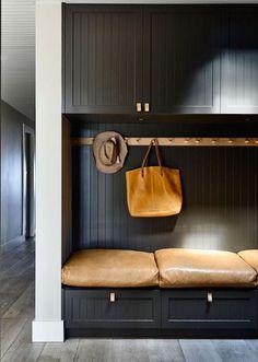 Our Austin Casa || The Modern Mudroom