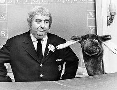 Captain Kangaroo and Mr. Moose