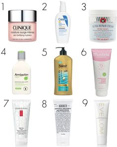 The nine best moisturizers for fall