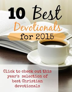 Looking to grow spiritually this year? Check out this list of newly released Christian devotional titles for 2015.