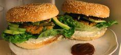 Thank you for eating.: Heute gehts rund! Kichererbsen-Bagel mit Avocado