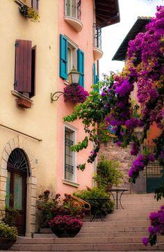 Gardone Riviera , Brescia , Italy