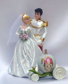 Love this one even though I'm not a blonde.  This is my fairy tale wedding so it kind of makes sense.