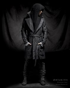 moody... FASHION FORWARD MEN: DELUSION F/W 2011