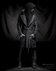 moody... FASHION FORWARD MEN: DELUSION F/W 2011
