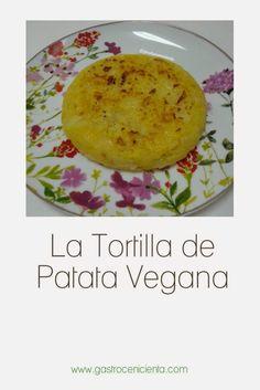 e-book GRATUITO! La Tortilla de Patata Vegana