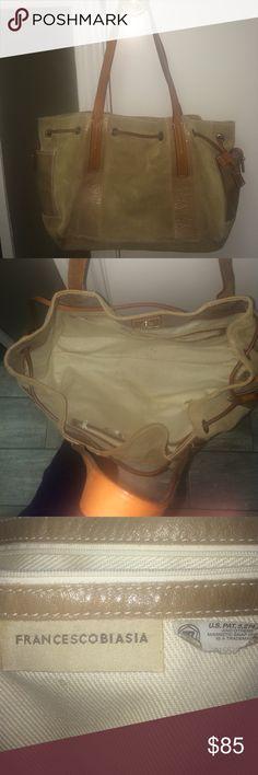 Cute leather purse 👛 Cute leather 👜 Francesco Biasia Bags Shoulder Bags