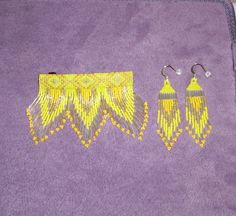 hades of Yellow (BARRETTE ONLY) by TheCraftyCuban on Etsy, 30.00