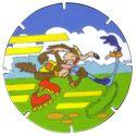 Tazos > Walkers > Looney Tunes 13-Road-Runner.