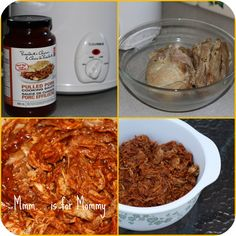 Easy Pulled Pork - Mmm...is for Mommy