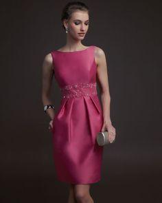 Trajes de coctel y vestidos de fiesta cortos Aire Barcelona 2014. Nueva coleccion de modelos.