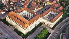 Ansbach Residenz evolved from a medieval complex. Its internal link Gotische Halle (Gothic Hall), a feature of the original building, today ...