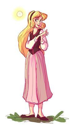 Forgotten princess