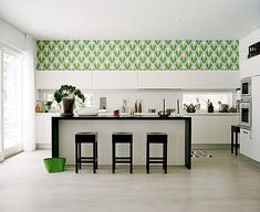 Do You Have Wallpaper in Your Kitchen?