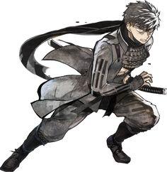 Doutanuki Masakuni - Touken Ranbu Wiki