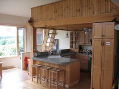 Garage - Kitchen Loft