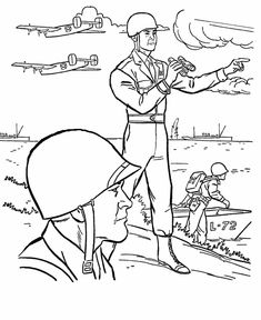 US History Coloring Page: Women working in factories during WWII ...