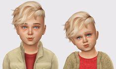 - Simiracle: Wings Haare retexturiert – Sims 4 CC – - Wings hair for kids an. Sims 4 Curly Hair, Sims 4 Hair Male, Sims Hair, Kids Hairstyles Boys, Flower Girl Hairstyles, Boy Hairstyles, Sims 4 Toddler, Toddler Hair, Hair Kids
