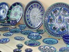 Uzbek ceramics, Information about Uzbekistan, Tours to Uzbekistan