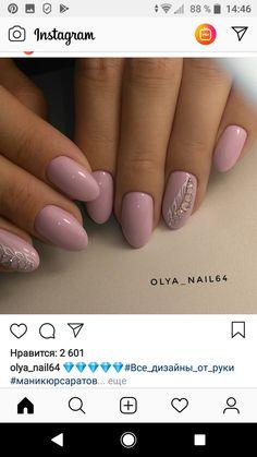 Simple Nail Art Designs, Diy Nail Designs, Pretty Nails, Fun Nails, Diy Sharpie, Overlay Nails, Pink Nail Polish, Oval Nails, Super Nails