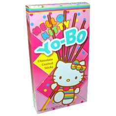 Hello Kitty Chocolate Yo-Bo 1.66 oz