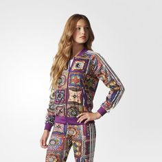 adidas - Sudadera Originals Crochita Cosas Para Comprar b7d35cde5bf