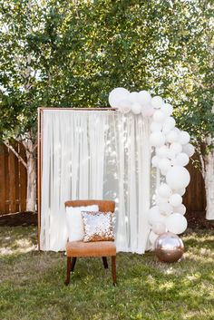 Blush Bridal Showers, Simple Bridal Shower, White Bridal Shower, Bridal Shower Photos, Wedding Reception Decorations, Bridal Shower Decorations, Wedding Themes, Wedding Ideas, Rustic Weddings