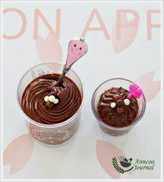 Instant Chocolate Mousse (Nigella Lawson)