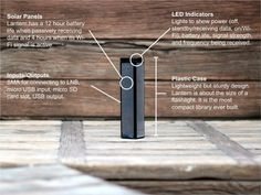 Lantern is a device for connecting to the free anonymous outernet