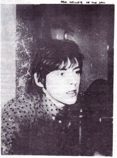 The Jam: Paul Weller, Voice of Buddha Zine, 1980 Rock Band Photos, Rock Bands, The Style Council, Pattie Boyd, Paul Weller, Rock News, Ol Days, Good Ol, Punk Rock