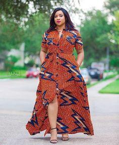 african maxi dresses - - Classical, Creative and Beautiful African Maxi Dresses: Ankara Print Styles - photo Latest African Fashion Dresses, African Dresses For Women, African Print Dresses, African Print Fashion, African Attire, Ankara Stil, Ankara Dress Styles, Ankara Maxi Dress, Look Plus Size