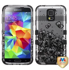 If you love your Samsung Galaxy S5 smartphone, protect and enhance it with a case and accessories from CellPhoneCases. We carry a wide assortment of Samsung Galaxy S5 cases and accessories, including holsters, snap-on covers, handsfrees, Bluetooth headsets, Bluetooth car kits, memory cards, AC / travel chargers, car chargers and FM transmitters.
