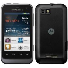 Motorola XT320 Defy Mini Black