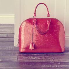 Red hot #LouisVuitton
