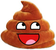 Emoji Poop Pillow is a pile of poop. The plush Emoji Poop Pillow with a Awesome Shit Smiley Face is fluffy and soft. You will like to cuddle the Poop Emoji Pillow. It is funny gift for friends looking for some cool gadgets. An Emoji Poop Pillow is a perfect gift for girls and boys.