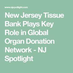 New Jersey Tissue Bank Plays Key Role in Global Organ Donation Network - NJ Spotlight