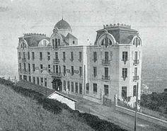Hotel  Ideal- Pavillon, Collserola, BARCELONA  any 1920