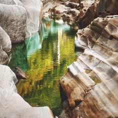 C L O C K T O W E R ...reflection in pool made by nature. #landscape_lovers #chrisherzog #landscape_captures #landscape #stunning_shots  #awesomeearth #discoverearth #discoverglobe #magic_shots #magicworld  #travelpics #reisefotografie #awesome_earthpics  #chrisherzog #lake #tessin #verzasca #swiss