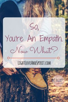 I'm An Empath, Now What? | How Do Empaths Heal?